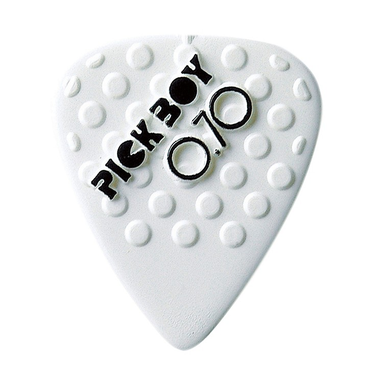 Pick Boy Ceramic Grip Pick (10-pack) .70MM