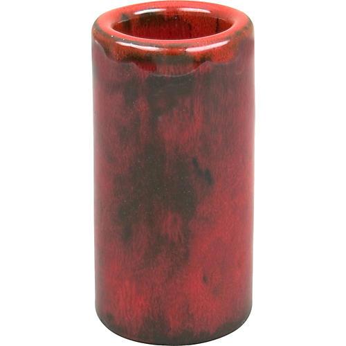 Rocky Mountain Slides Ceramic Salidan Guitar Slide Hellhound Red