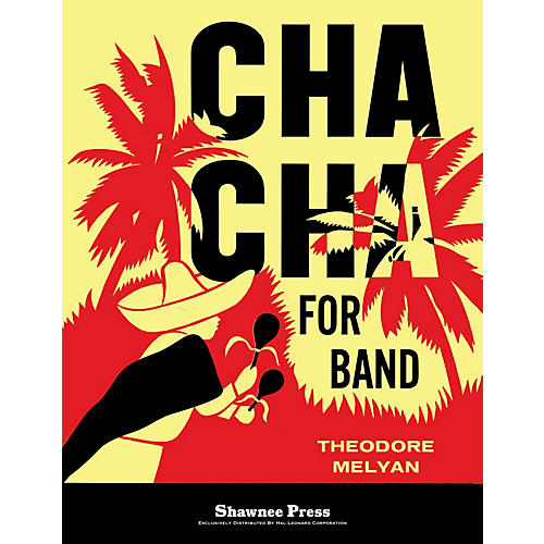 Shawnee Press Cha Cha For Band Concert Band Level 2 Composed by Melyan-thumbnail