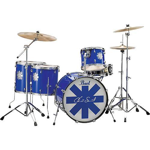Pearl Chad Smith Signature 5-piece Drum Set-thumbnail