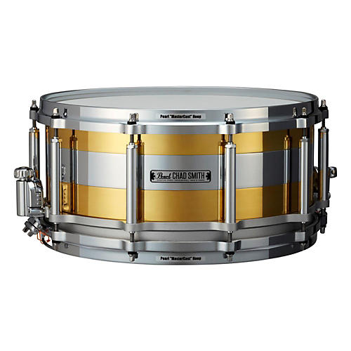 Pearl Chad Smith Tricolon Free Floating Snare Drum