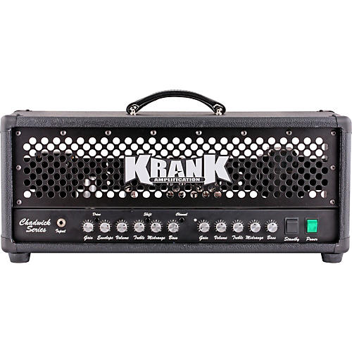 Krank Chadwick Series 2-Channel Tube Guitar Head-thumbnail