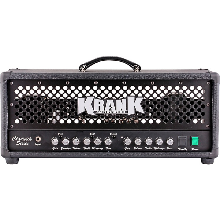 Krank Chadwick Series 2-Channel Tube Guitar Head