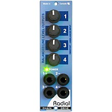 Radial Engineering ChainDrive 1x4 Distribution Amplifier