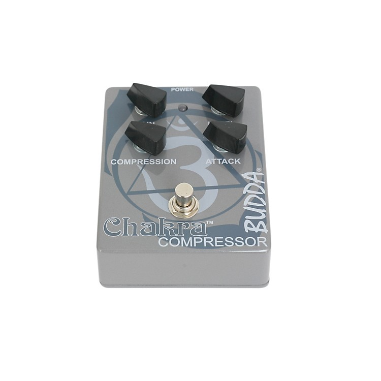 Budda Chakra Compressor Guitar Effects Pedal