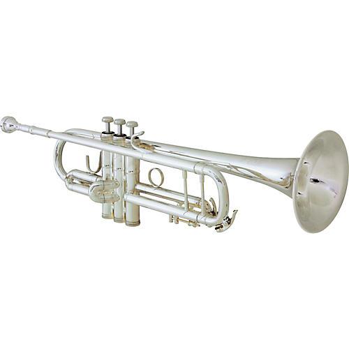 B&S Challenger I Series Bb Trumpet Silver