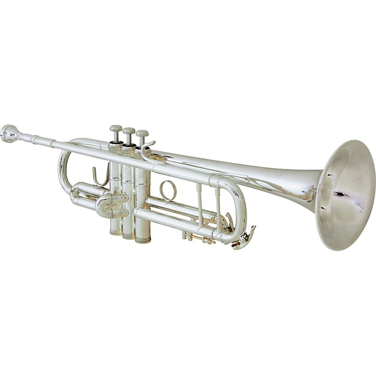 B&S Challenger I Series Bb Trumpet Silver
