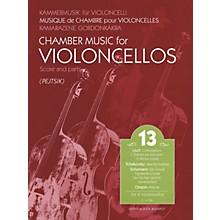 Editio Musica Budapest Chamber Music for Violoncellos, Vol. 13 (Cello Quartet) EMB Series