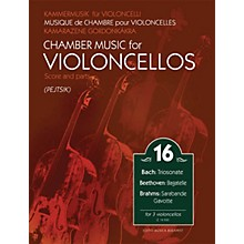 Editio Musica Budapest Chamber Music for Violoncellos Volume 16 (for 3 Cellos - Score and Parts) EMB Series Softcover by Various