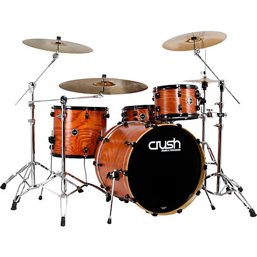 Crush Drums & Percussion Chameleon Ash 4-Piece Shell Pack w/ 20