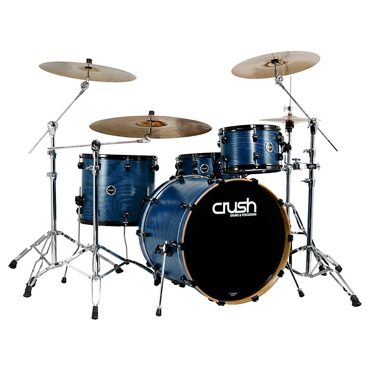 Crush Drums & Percussion Chameleon Ash 4-Piece Shell Pack w/ Free 10