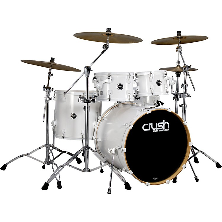 Crush Drums & Percussion Chameleon Birch 4-Piece Shell Pack w/ 22