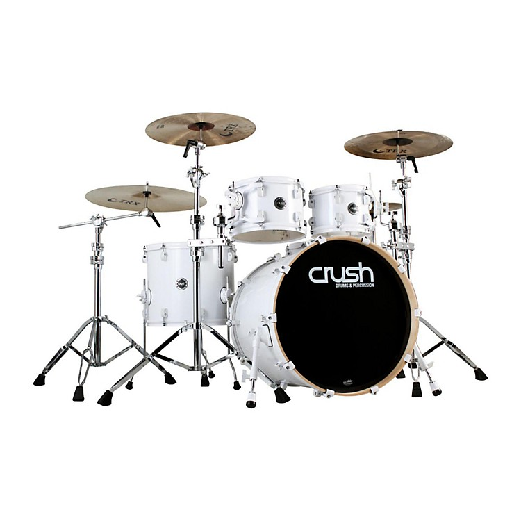 Crush Drums & Percussion Chameleon Birch 5-Piece Shell Pack with 20