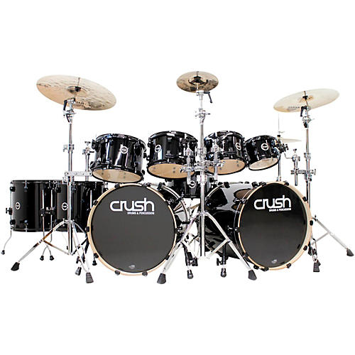 Crush Drums & Percussion Chameleon Birch 9-Piece Shell Pack with 20
