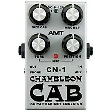 Open BoxAMT Electronics Chameleon Cab Speaker Cabinet Simulator Pedal