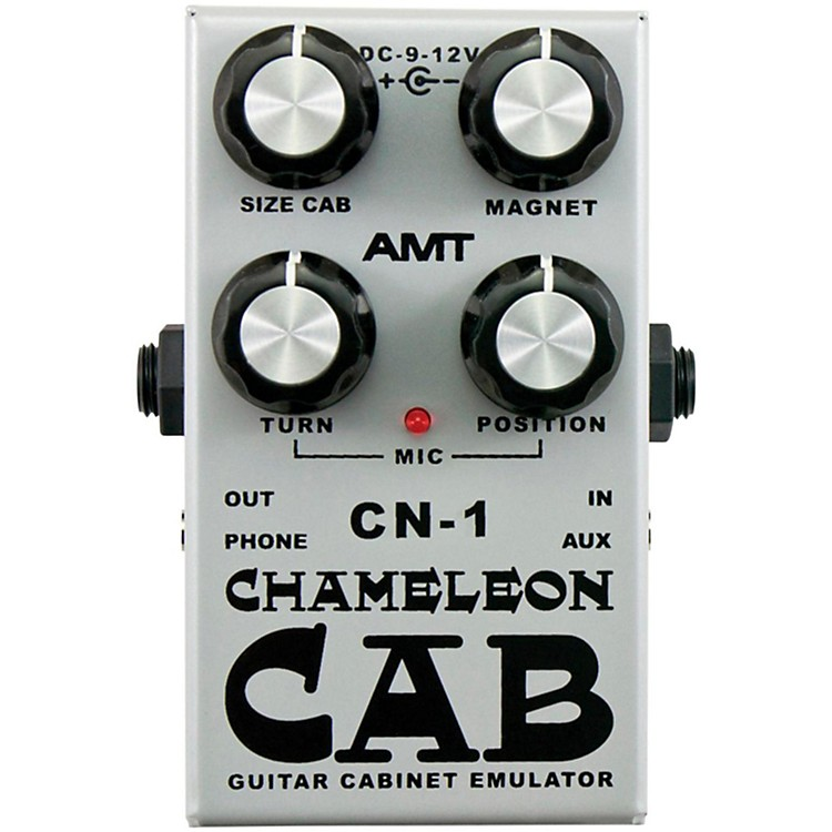 AMT ElectronicsChameleon Cab Speaker Cabinet Simulator Pedal