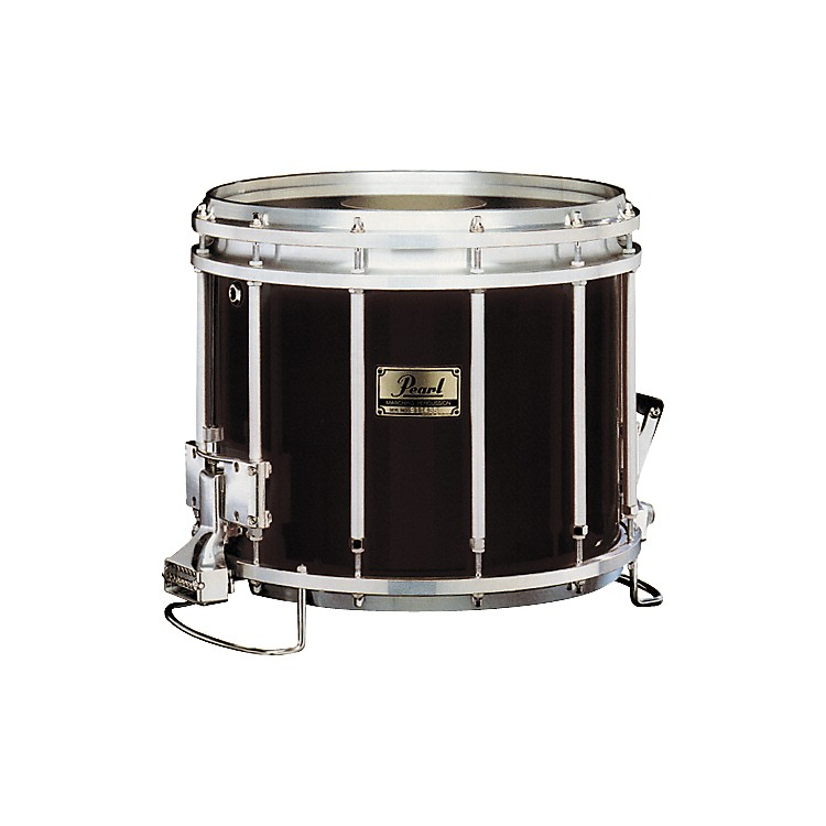 Pearl Championship Snare Drum Brushed Silver 14x12 Inch