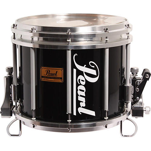 Pearl Championship Snare Drum Midnight Black 13 x 11 in.