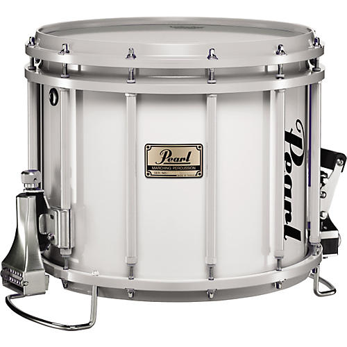 Pearl Championship Snare Drum Pure White 14 x 12 in.