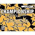 Alfred Championship Sports Pak 1st B-Flat Trumpet