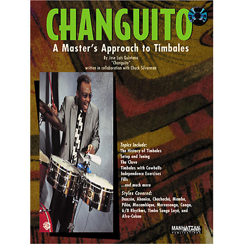 Alfred Changuito (Book/CD)