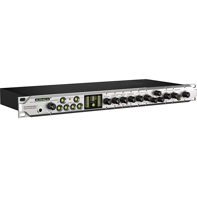 AphexChannel Master Preamp and Input Processor