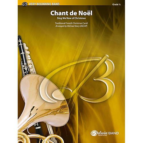 BELWIN Chant de Noel Grade 0.5 (Very Easy)