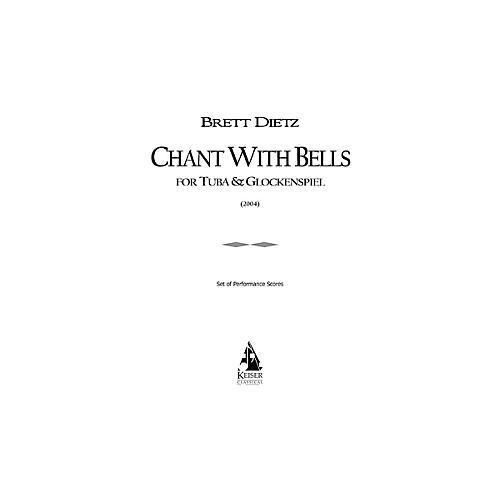 Lauren Keiser Music Publishing Chant with Bells (for Tuba and Glockenspiel) LKM Music Series-thumbnail
