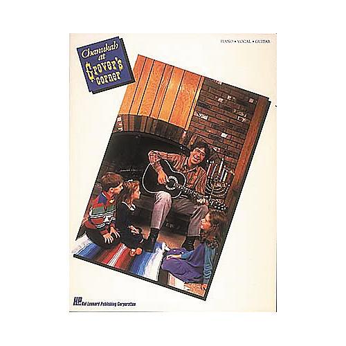 Hal Leonard Chanukah at Grover's Corner Piano, Vocal, Guitar Songbook-thumbnail