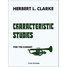 Carl Fischer Characteristic Studies for Cornet