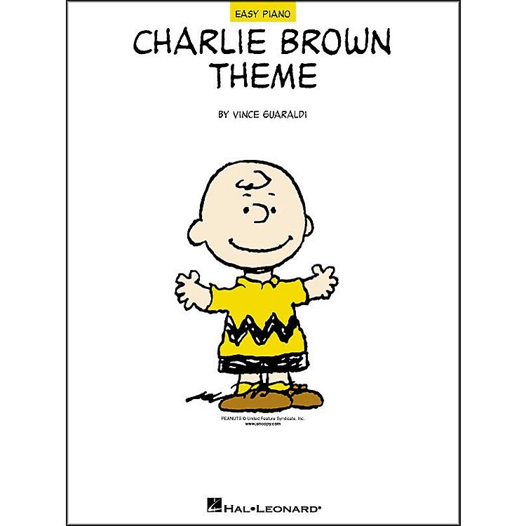 Hal LeonardCharlie Brown Theme