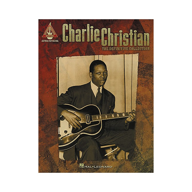 Hal Leonard Charlie Christian - The Definitive Collection (Book)