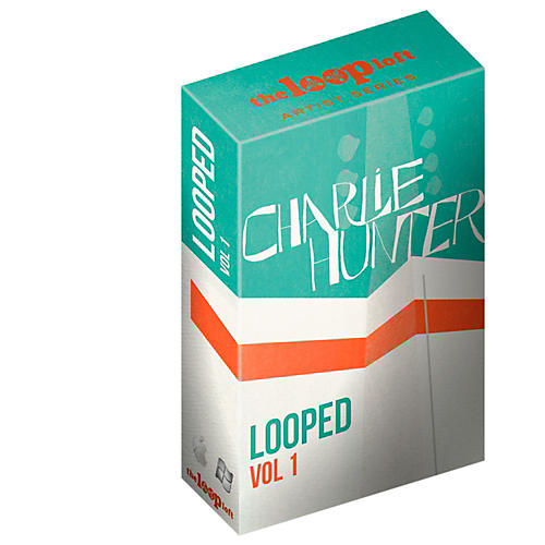 The Loop Loft Charlie Hunter Guitar and Bass Loops Software Download