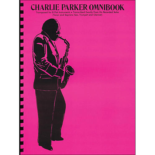 Hal Leonard Charlie Parker Omnibook for B Flat Instruments