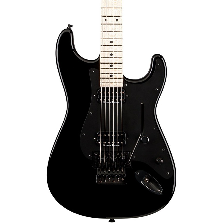Charvel Charvel SoCal  SC1-2H Electric Guitar Black