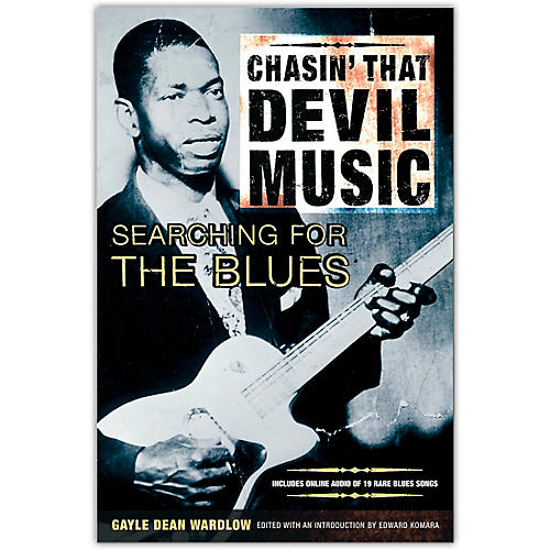 Miller Freeman Chasin' That Devil's Music Searching for the Blues (Book/Online Audio)-thumbnail