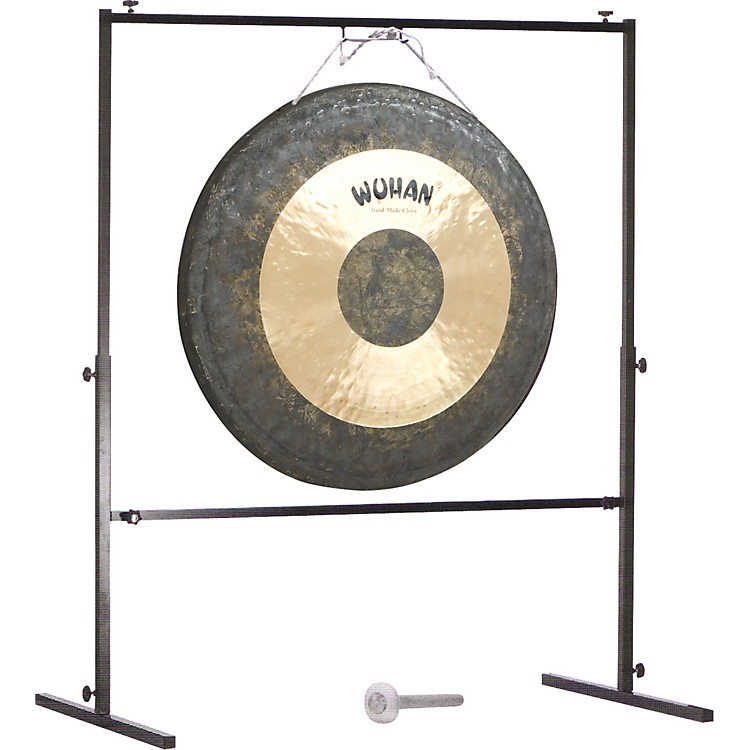 WuhanChau Gong with Stand