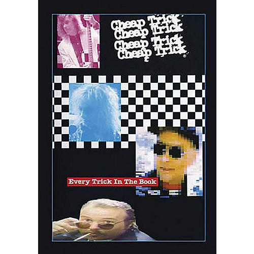 MVD Cheap Trick - Every Trick in the Book Live/DVD Series DVD Performed by Cheap Trick-thumbnail