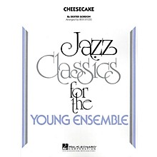 Hal Leonard Cheesecake Jazz Band Level 3 Arranged by Rick Stitzel