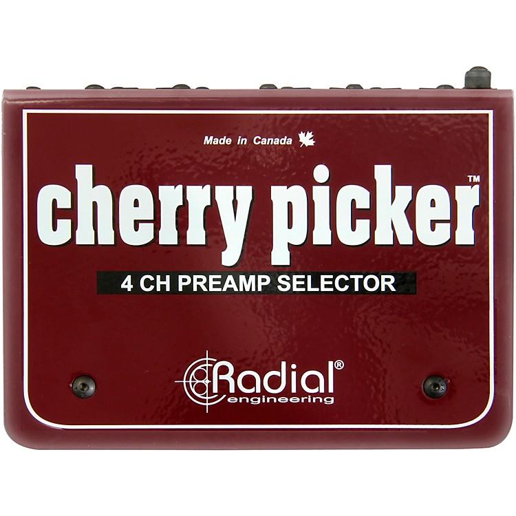 Radial EngineeringCherry Picker Studio Preamp Selector