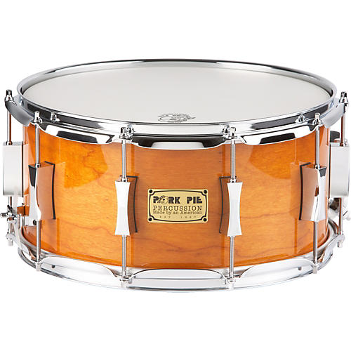 Pork Pie Cherry Pie Cherry/Bubinga  Snare Drum