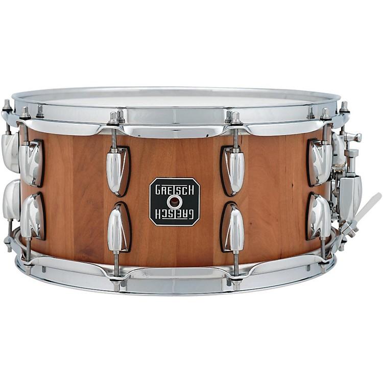 Gretsch DrumsCherry Stave 20-Lug Snare Drum6.5 x 14 Inch