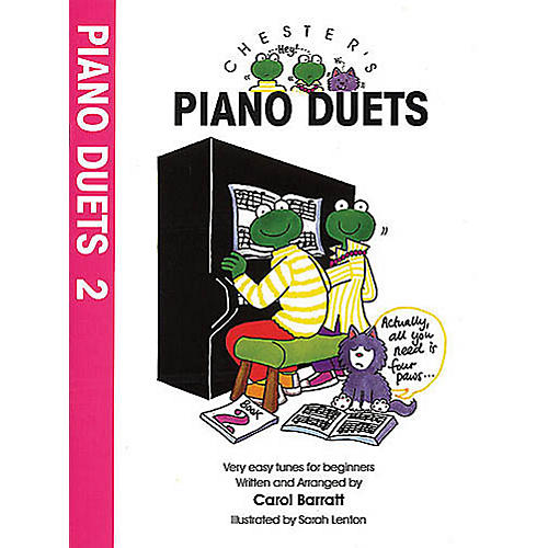 Music Sales Chester's Piano Duets Volume 2 Music Sales America Series-thumbnail