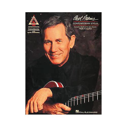 Hal Leonard Chet Atkins Contemporary Styles (Tab)-thumbnail