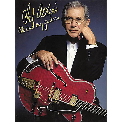 Hal Leonard Chet Atkins: Me and My Guitars Book