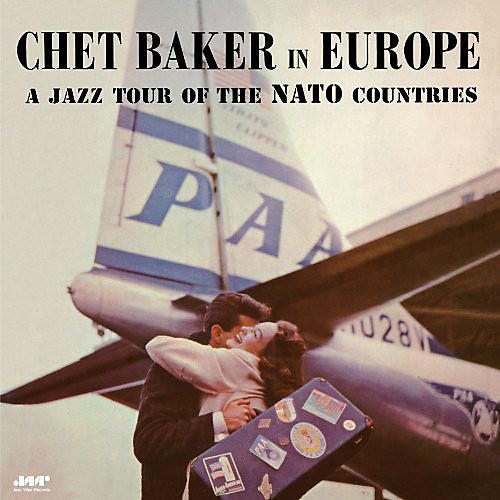 Alliance Chet Baker - Jazz Tour of the Nato Countries