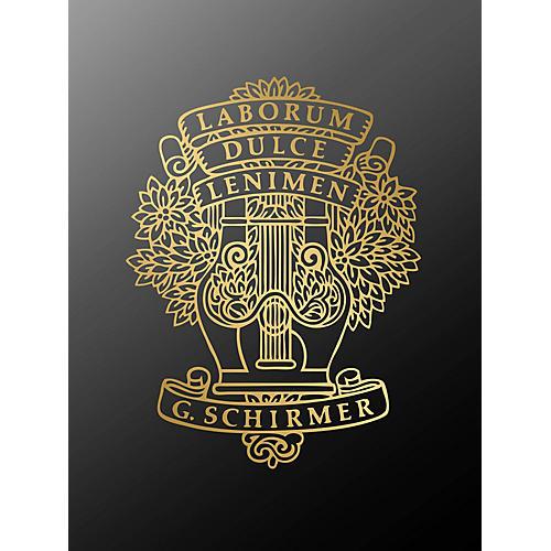 G. Schirmer Chi La Gagliarda Come Dance The Galliard Villanella A Cappella Baldassare Donato SATB by B Donato-thumbnail