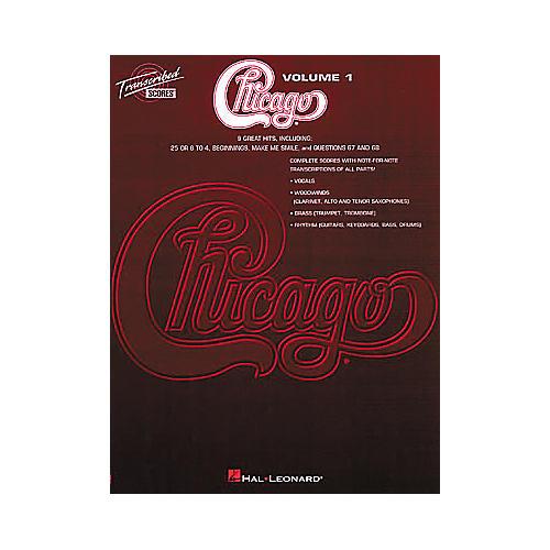 Hal Leonard Chicago - Volume 1 Book