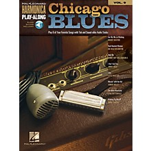 Hal Leonard Chicago Blues Harmonica Play-Along Series Softcover Audio Online Performed by Various
