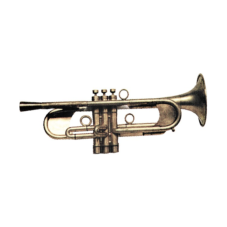 Taylor Trumpets Chicago Custom Series Professional Bb Trumpet Raw Brass